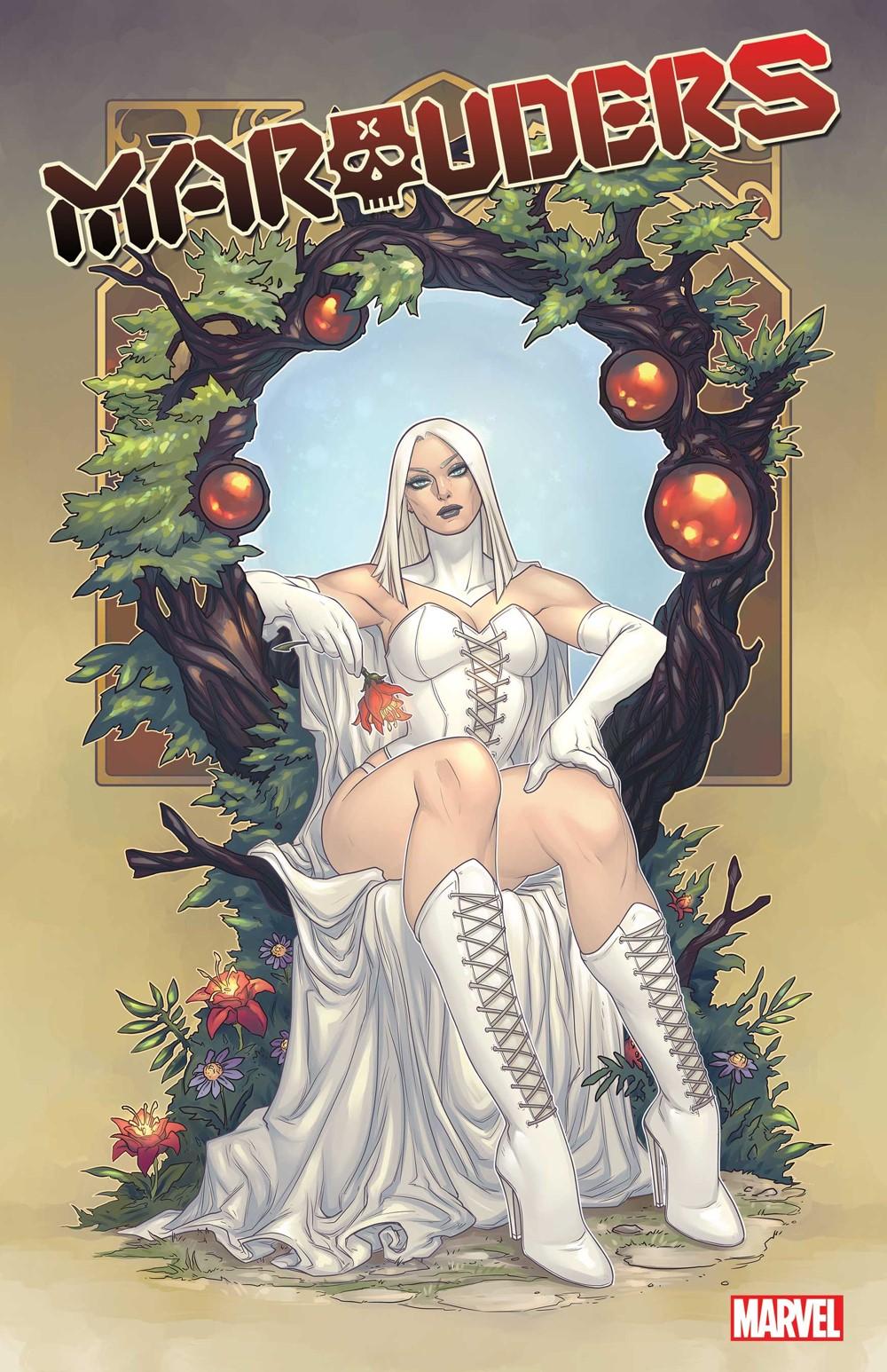 MARAUDERS2019026_Hetrick_Var Marvel Comics November 2021 Solicitations