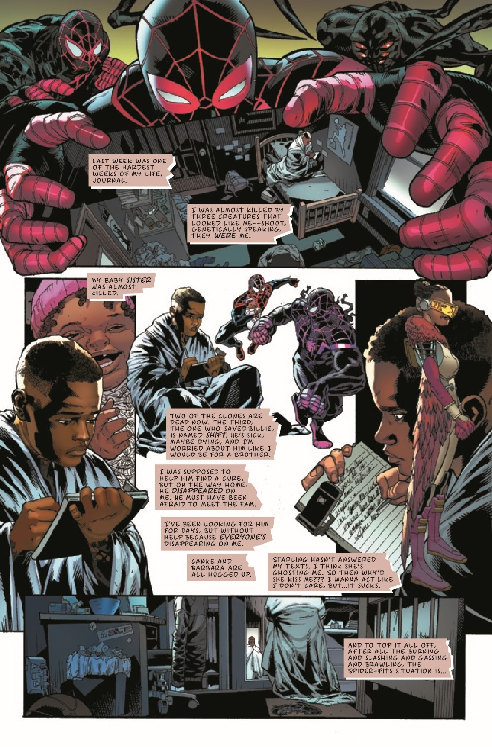 MMSM2018029_Preview-3 ComicList Previews: MILES MORALES SPIDER-MAN #29