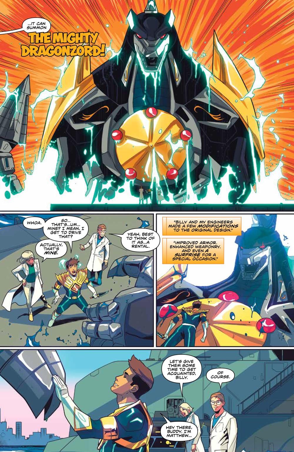 MightyMorphin_v2_SC_PRESS_20 ComicList Previews: MIGHTY MORPHIN VOLUME 2 TP