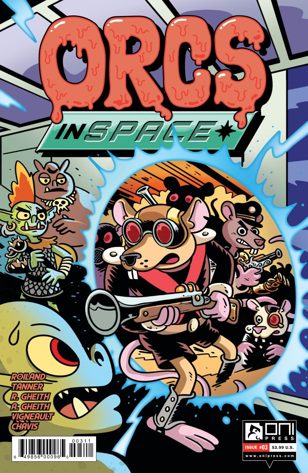 ORCSINSPACE-3-REFERENCE-01 ComicList Previews: ORCS IN SPACE #3