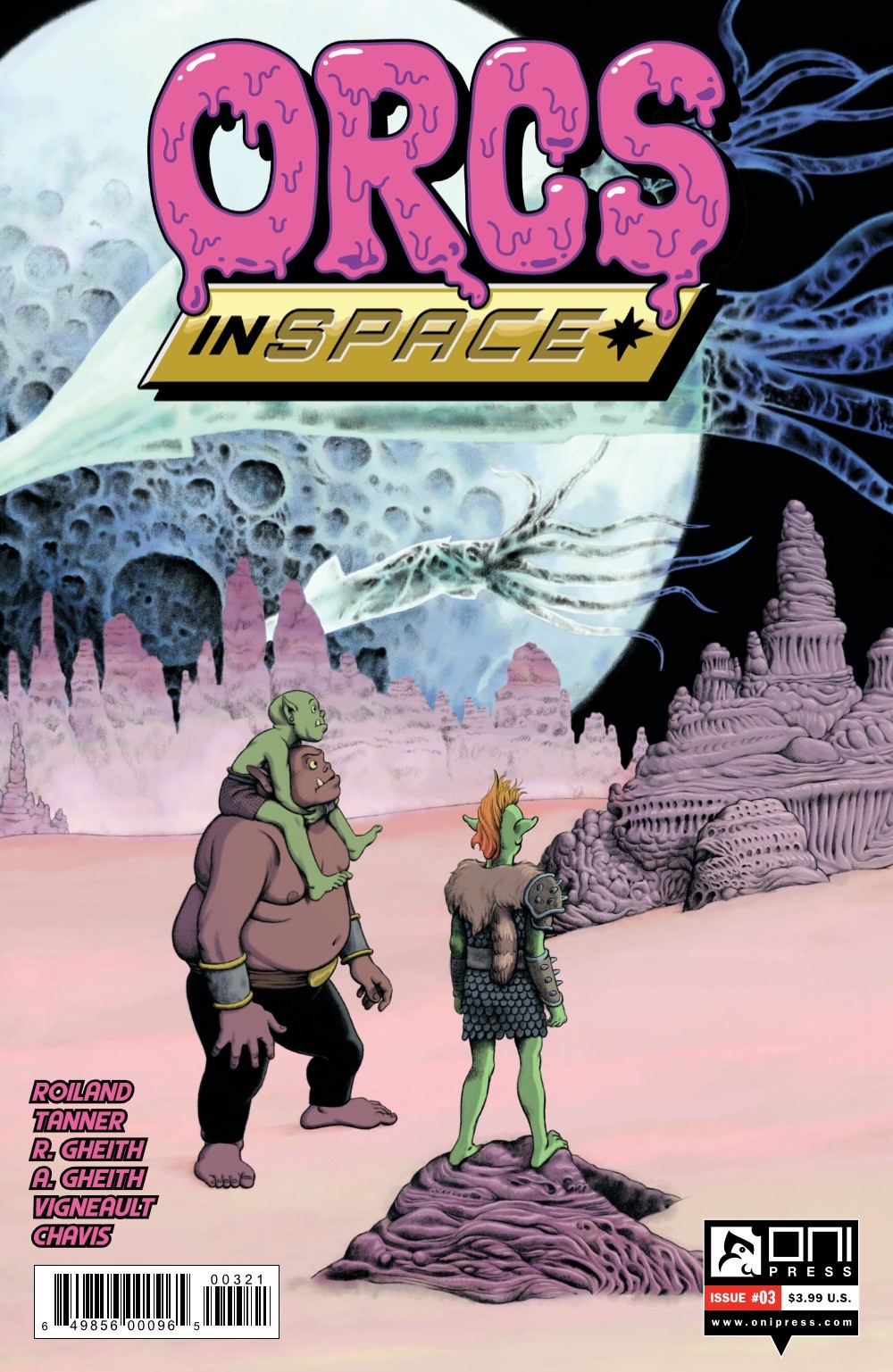 ORCSINSPACE-3-REFERENCE-02 ComicList: Oni Press New Releases for 08/11/2021