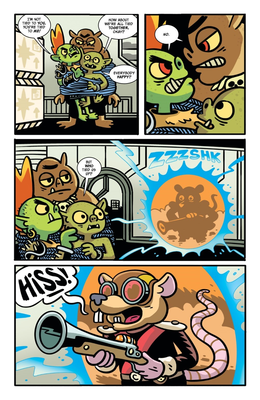 ORCSINSPACE-3-REFERENCE-08 ComicList Previews: ORCS IN SPACE #3