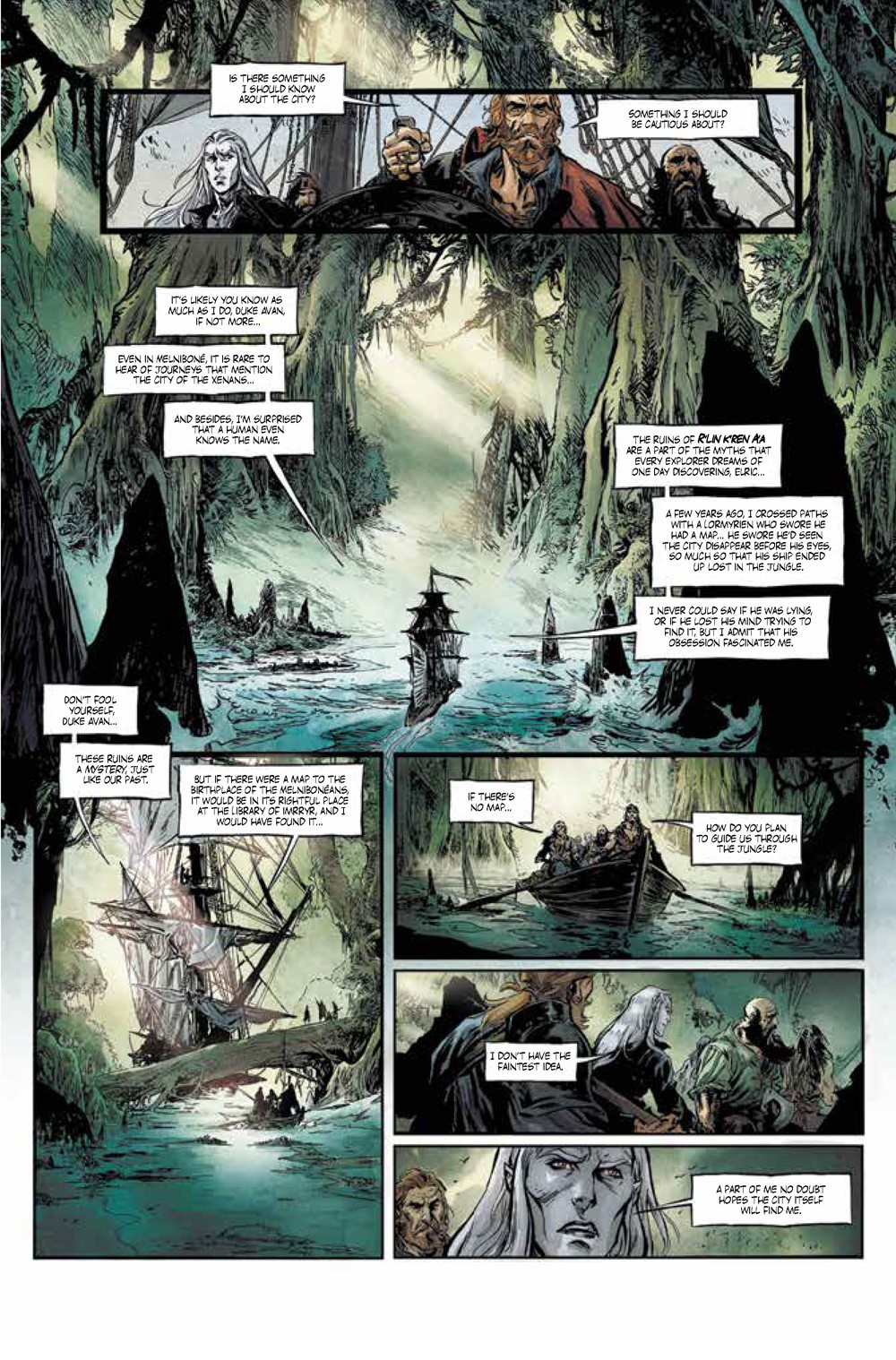 Pages-from-Elric1_complete_Page_5 ComicList Previews: ELRIC THE DREAMING CITY #1