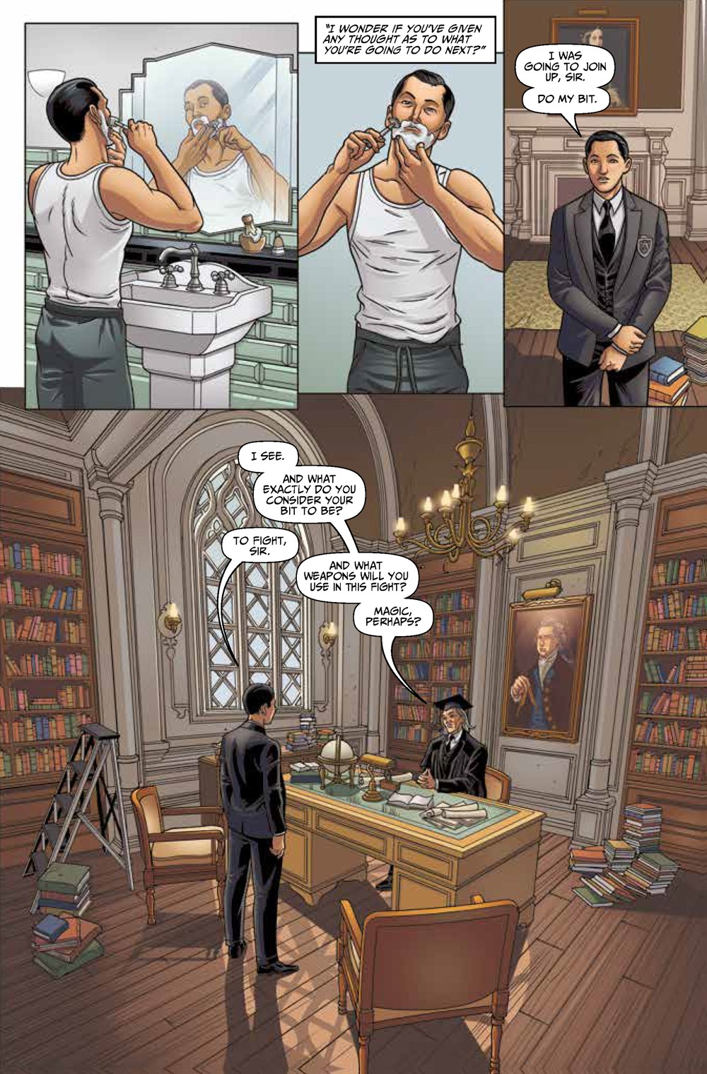 Pages-from-Monday-Monday-Rivers-of-London-Review-Pdf_Page_1 ComicList Previews: MONDAY MONDAY RIVERS OF LONDON #2
