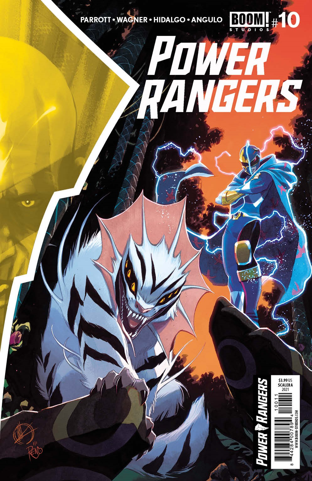 PowerRangers_010_Cover_A_Main ComicList: BOOM! Studios New Releases for 08/18/2021