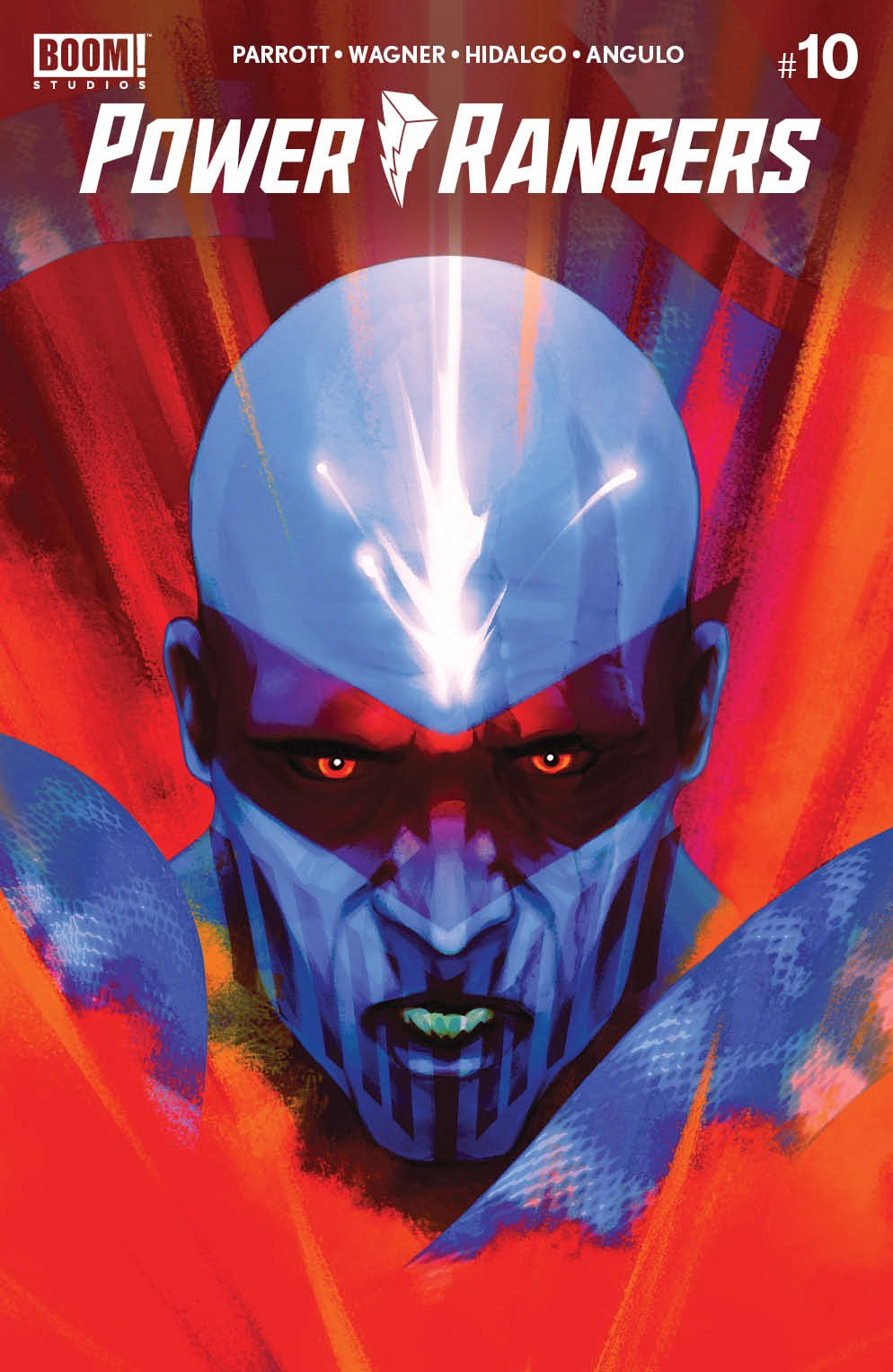 PowerRangers_010_Cover_E_Variant ComicList Previews: POWER RANGERS #10