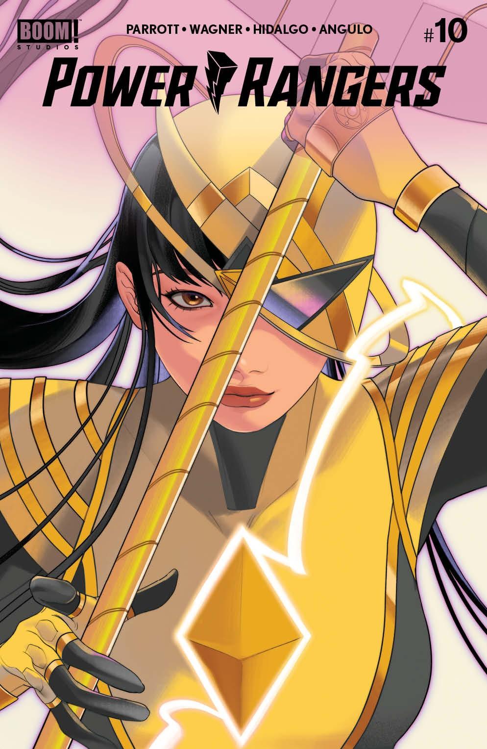 PowerRangers_010_Cover_F_Variant ComicList Previews: POWER RANGERS #10
