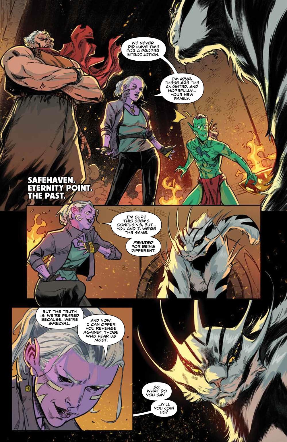 PowerRangers_010_PRESS_4 ComicList Previews: POWER RANGERS #10
