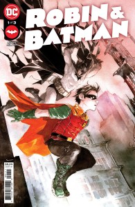 RBN_BM_Cv1_00111_61134bd13b3734.27365942-195x300 Dick Grayson's early career is explored in ROBIN AND BATMAN