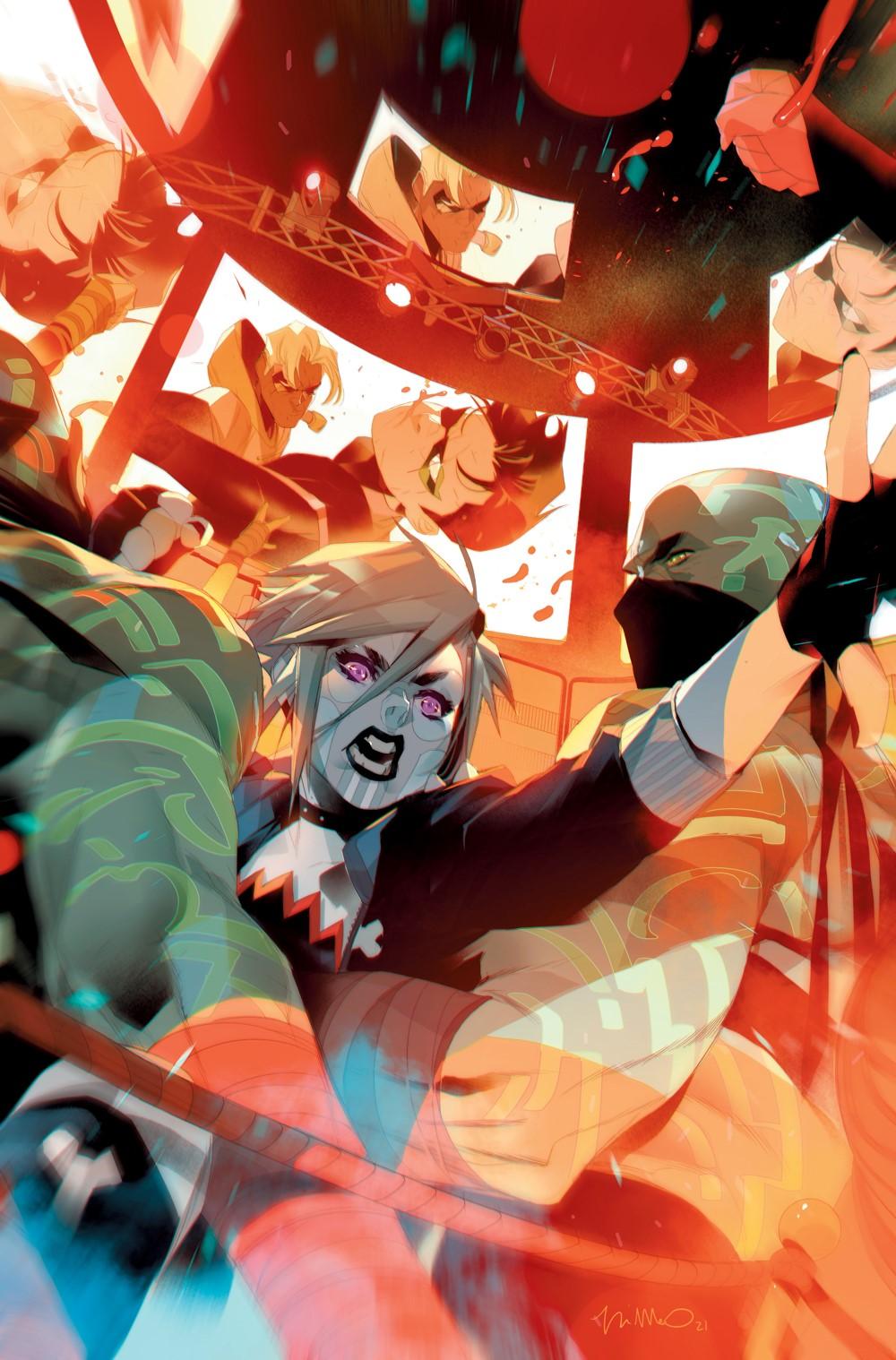 Robin-Cv8 DC Comics November 2021 Solicitations