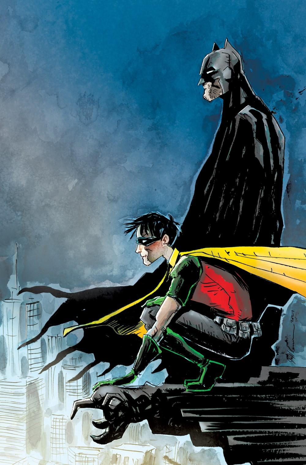 Robin_Batman1_Variant DC Comics November 2021 Solicitations