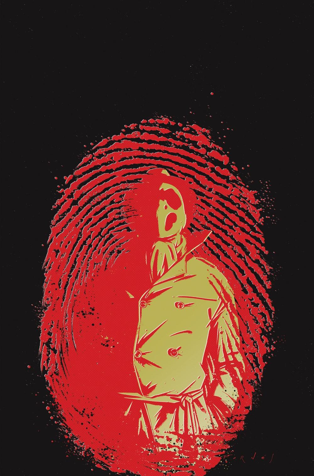 Rorschach-Hardcover DC Comics November 2021 Solicitations