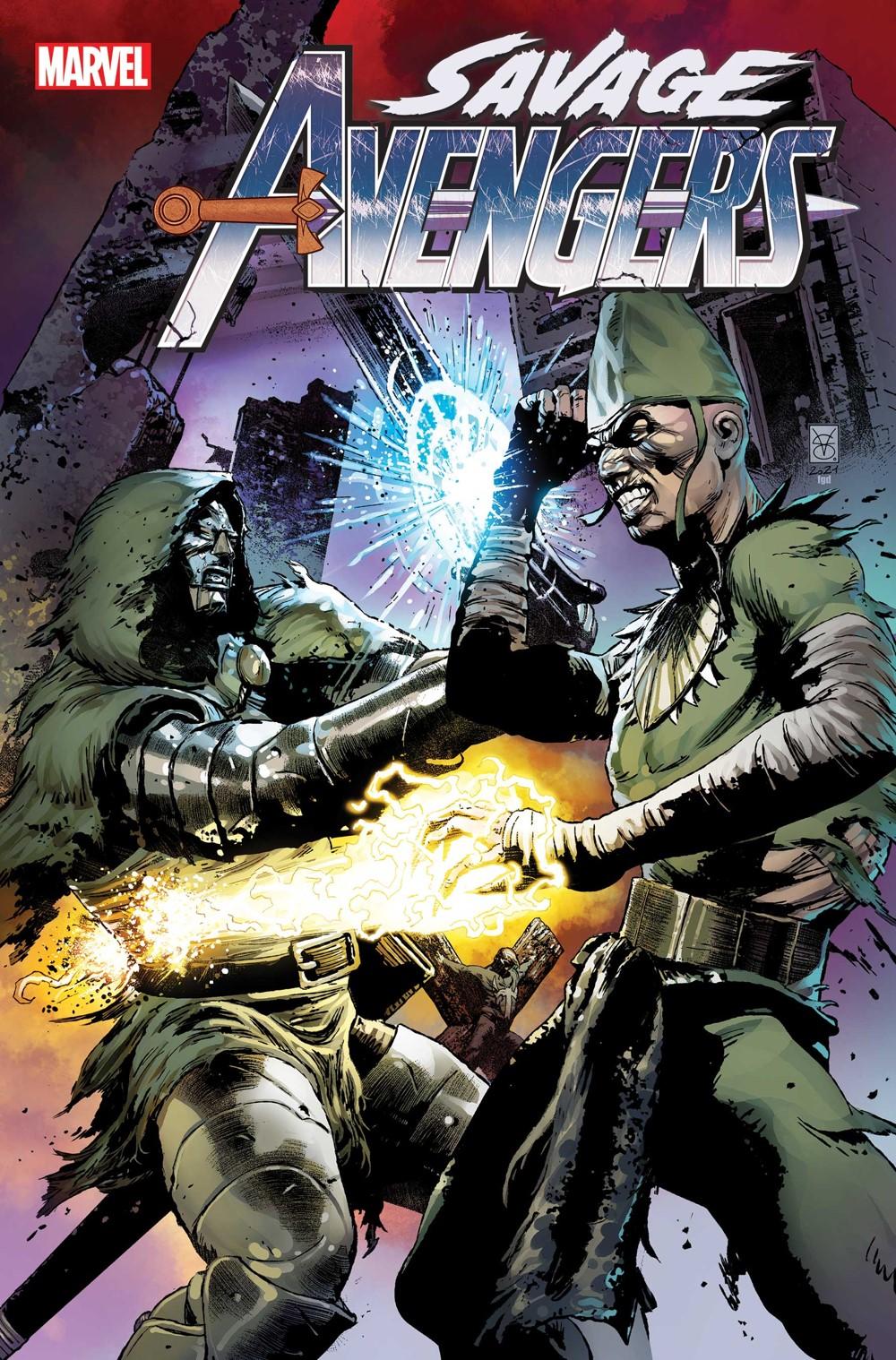 SAVAVEN2019026_Cov Marvel Comics November 2021 Solicitations
