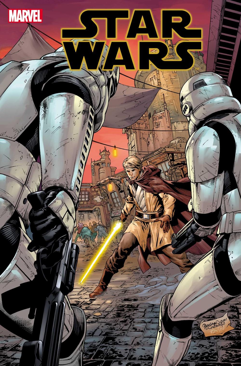 STARWARS019COV_COL Marvel Comics November 2021 Solicitations