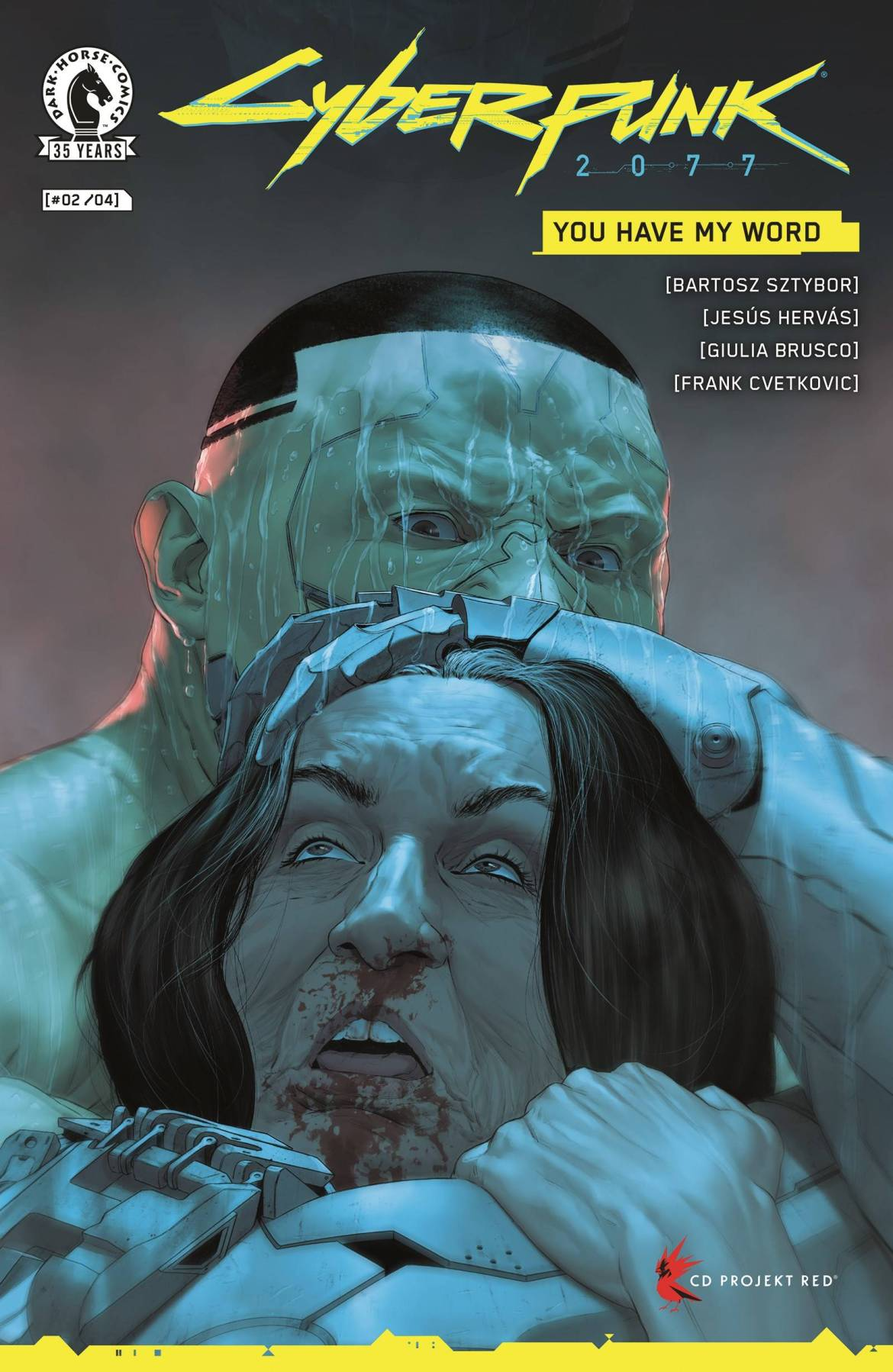 STL187830 ComicList: Dark Horse Comics New Releases for 08/04/2021