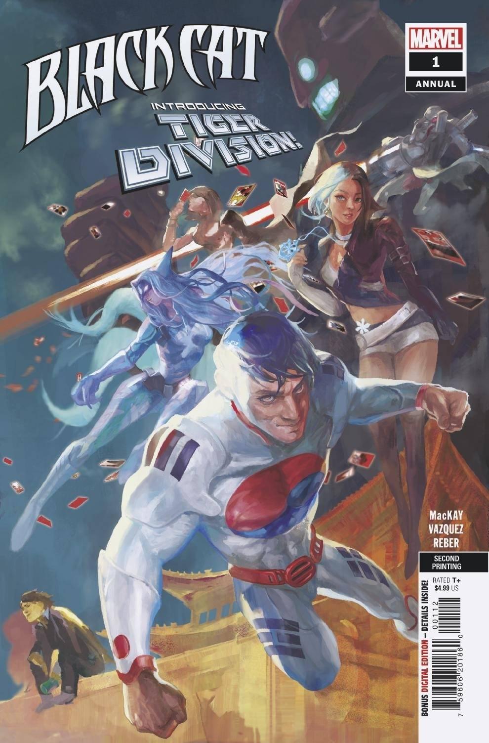 STL203606 ComicList: Marvel Comics New Releases for 08/11/2021