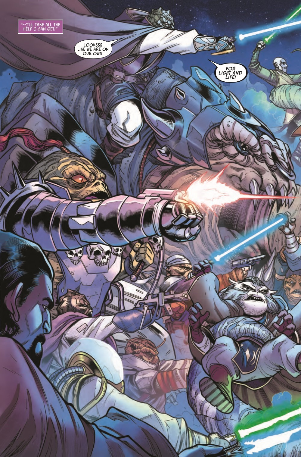 STWHIGHREP2021008_Preview-4 ComicList Previews: STAR WARS THE HIGH REPUBLIC #8