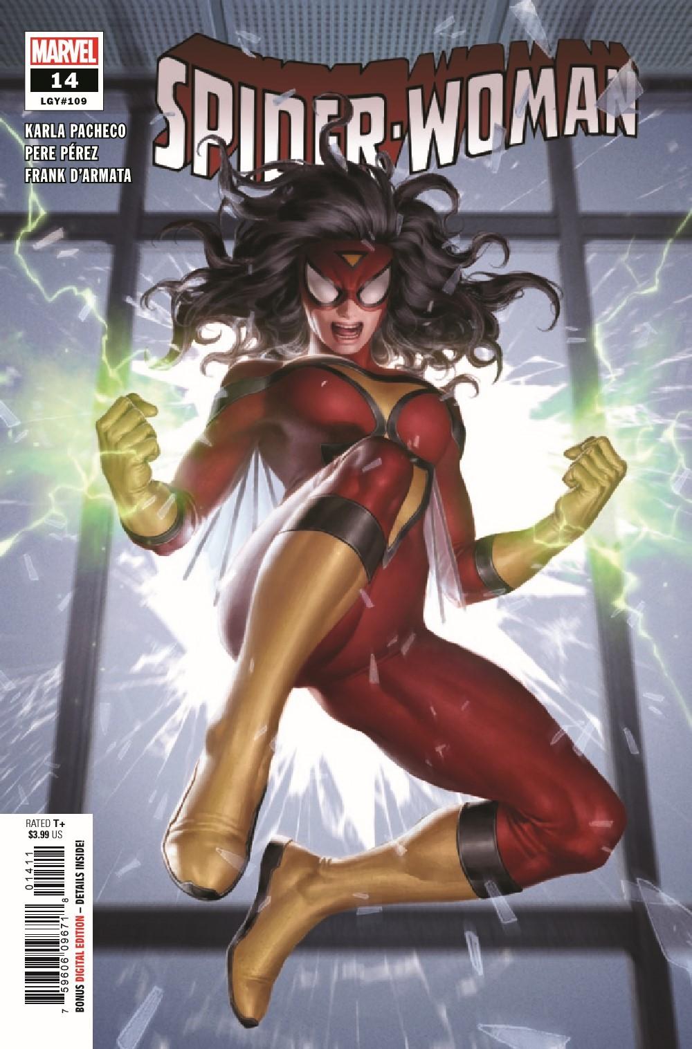 SWOMAN2020014_Preview-1 ComicList Previews: SPIDER-WOMAN #14