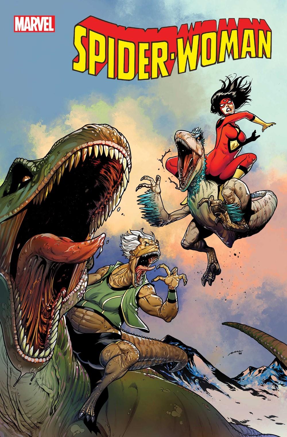 SWOMAN2020017_Perez-var Marvel Comics November 2021 Solicitations