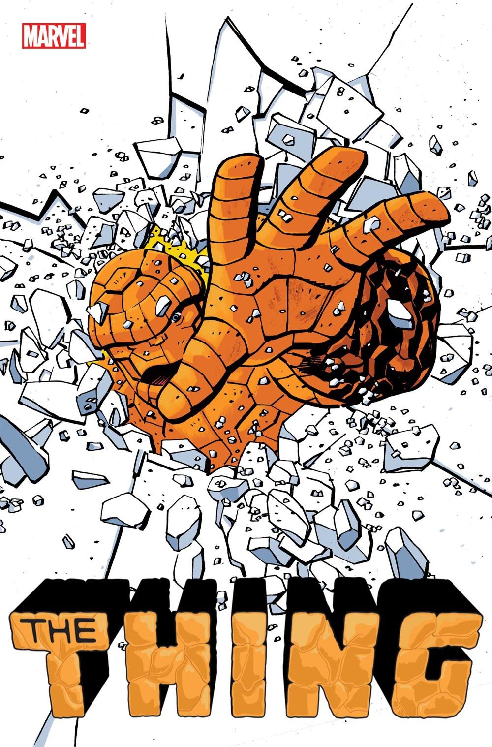 THING2021001_Cov Marvel Comics November 2021 Solicitations