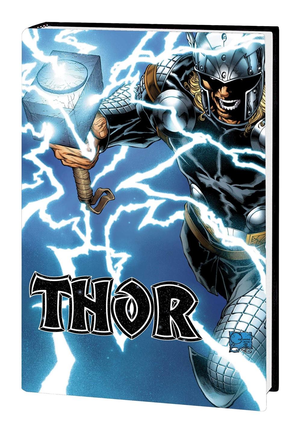 THOR_JA_OMNIBUS_VOL_1_HC_QUESADA Marvel Comics November 2021 Solicitations