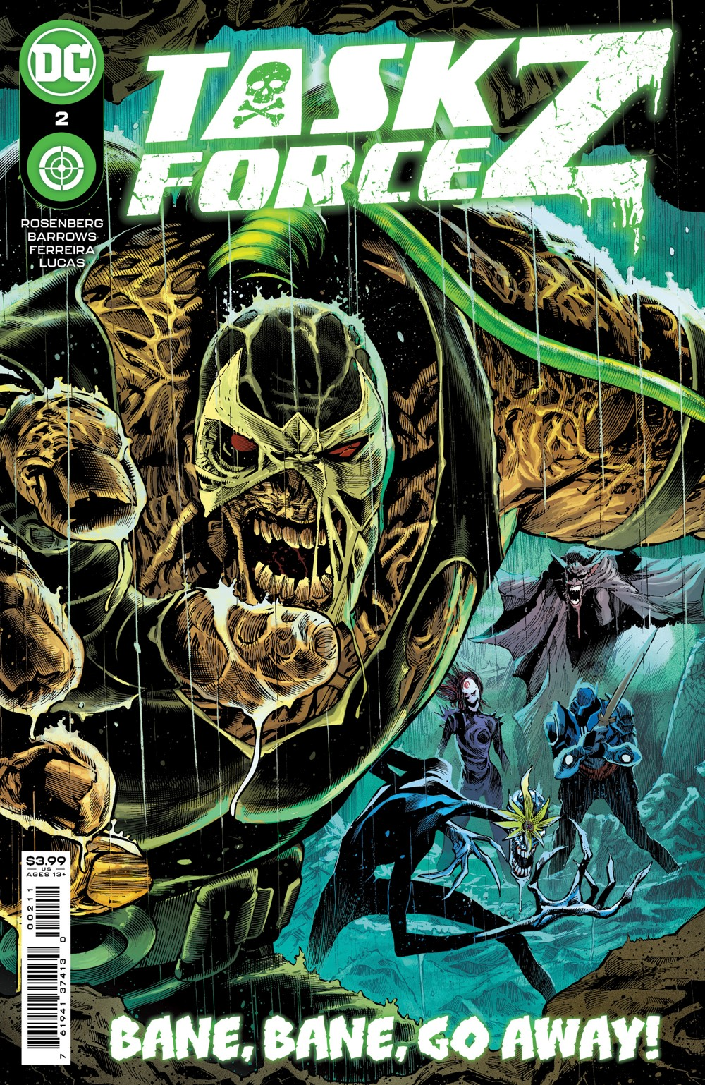 Task_Force_Z_Cv2 DC Comics November 2021 Solicitations