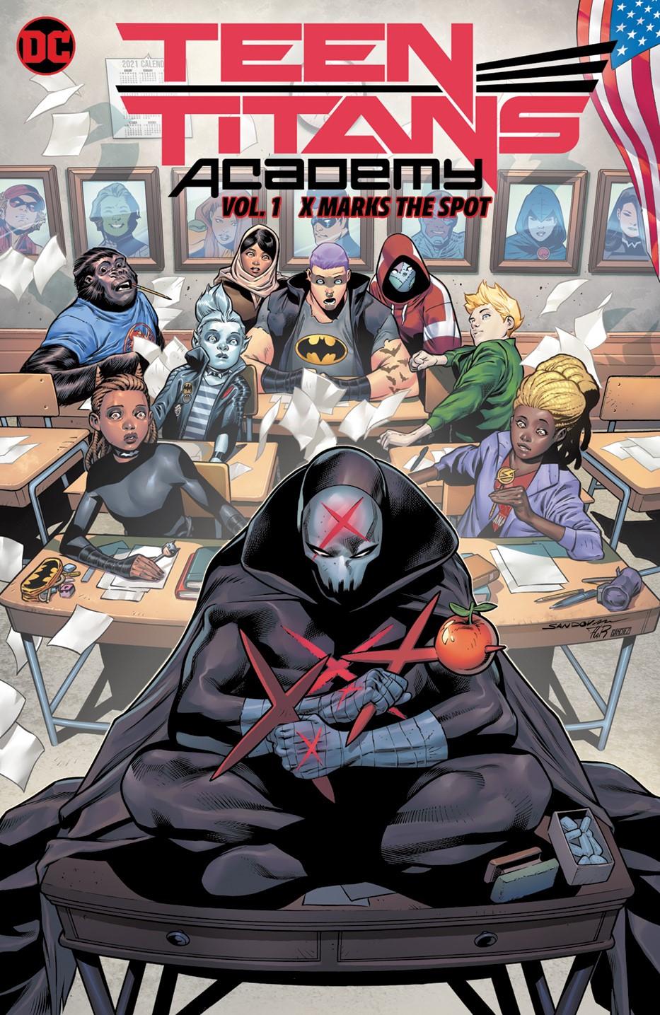 Teen_Titans_Academy-Vol_1 DC Comics November 2021 Solicitations