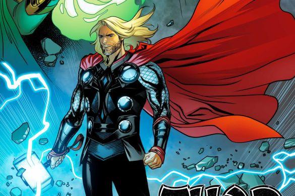 Thor19__InfinitySaga_Variant INFINITY SAGA PHASE 1 VARIANT COVERS will honor the MCU