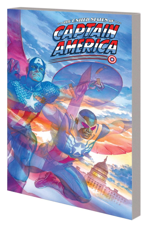 US_CAPT_AM_TPB Marvel Comics November 2021 Solicitations