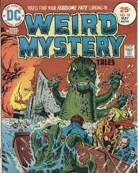 Weird-Mystery-Tales-18 Speculating on Sandman Keys: Secondary Characters