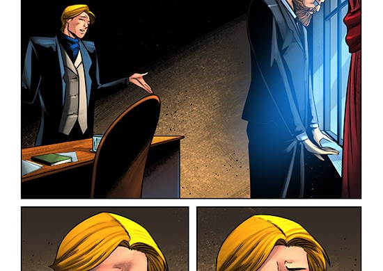Winter-Ember11 Winter Ember video game evolves into eigoMANGA comic book
