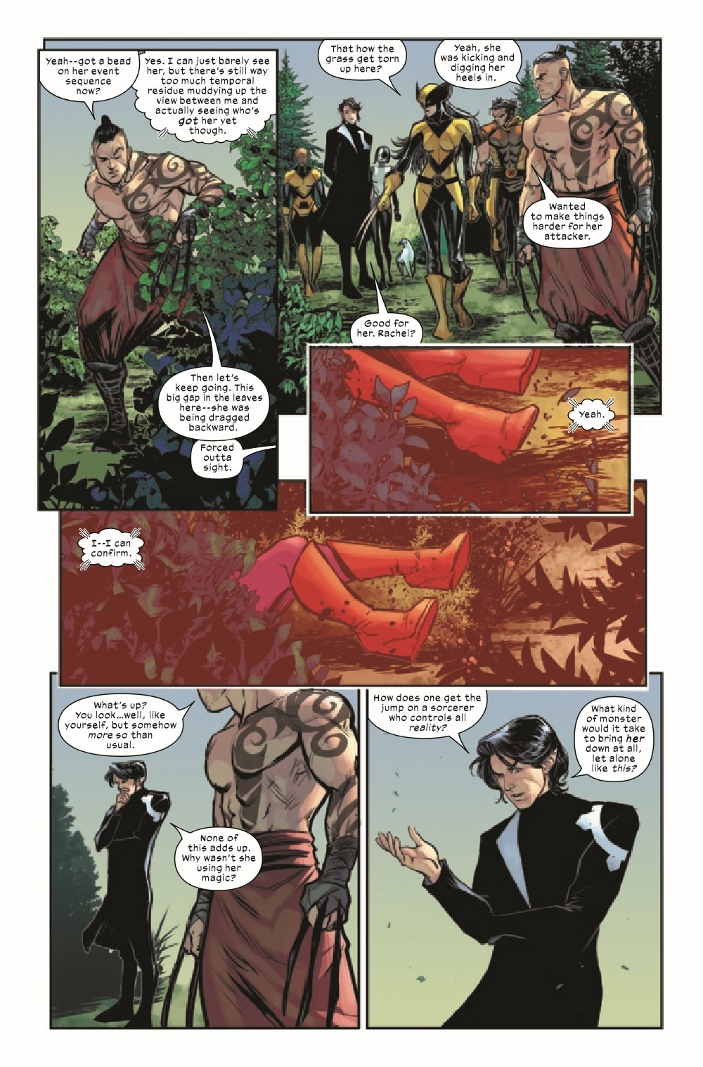 XMENTRIAL2021001_Preview-4 ComicList Previews: X-MEN THE TRIAL OF MAGNETO #1 (OF 5)