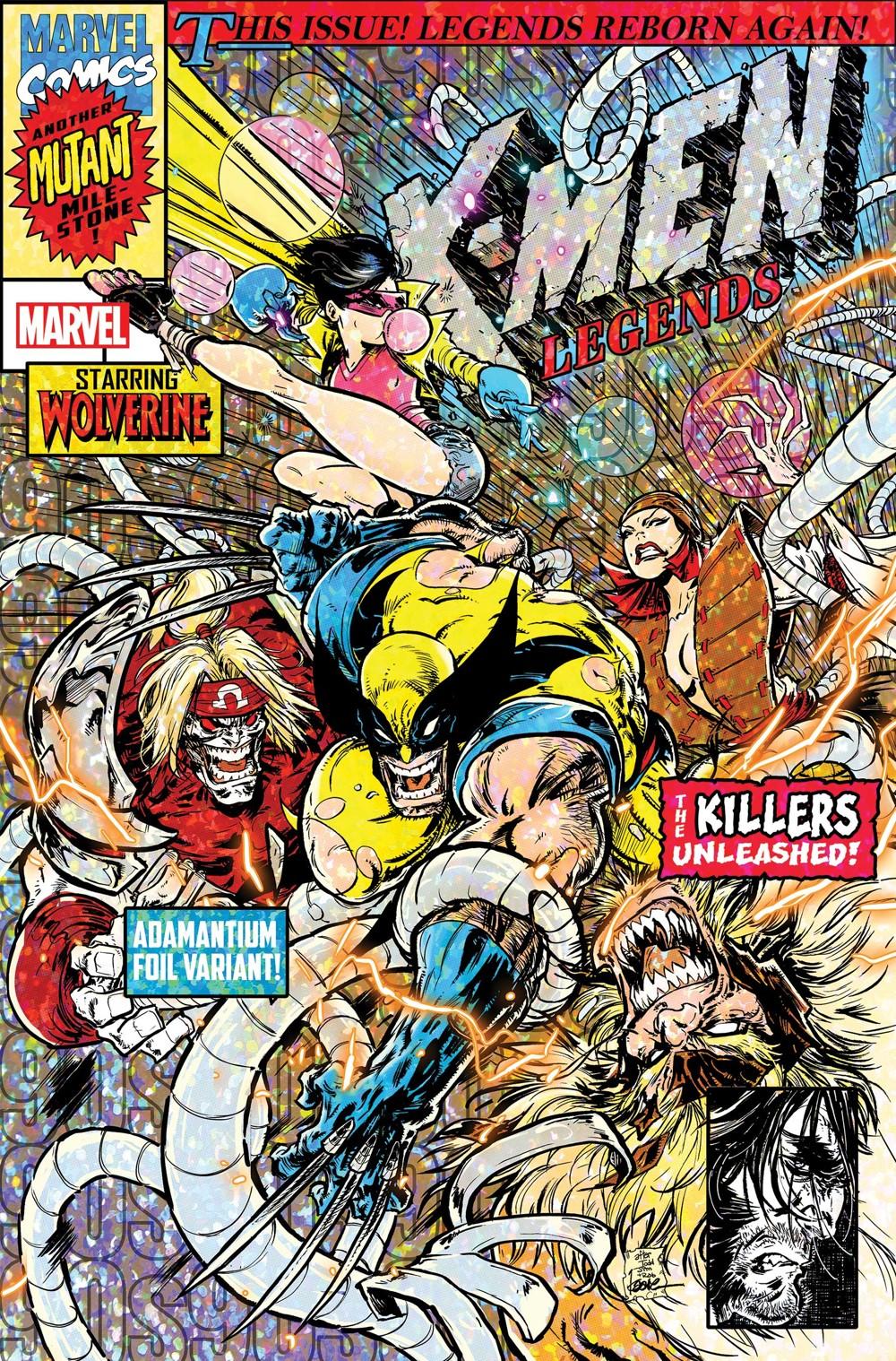 XMLEGENDS2021009-KaareAndrewsVar Marvel Comics November 2021 Solicitations