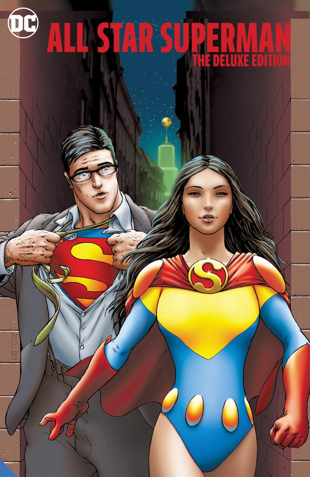 allstarsuperman_deluxe_edition DC Comics November 2021 Solicitations