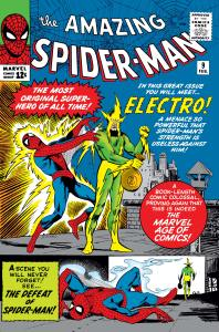 clean-2-198x300 What's the Deal With Electro & The Green Goblin?