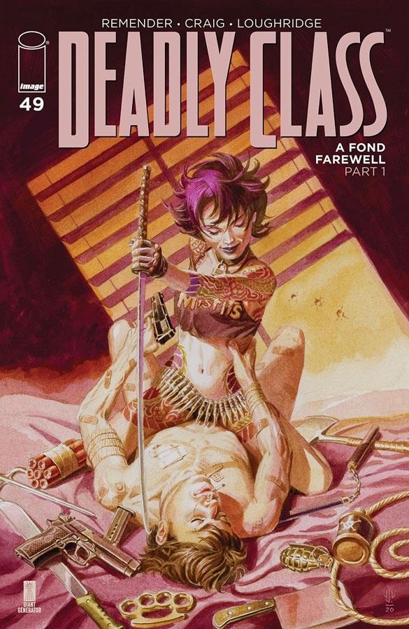 deadlyclass49_b Image Comics November 2021 Solicitations