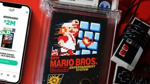 ebfec115-6d19-4714-a9a3-4aeab0a98361-300x169 Video Game Auctions 8/10: Super Mario Bros. Brings in $2M!