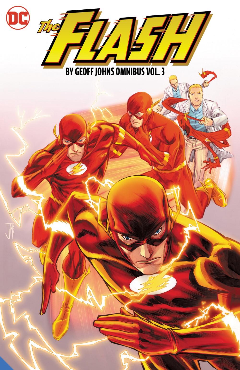 theflash_byGeoffJohns-omni-vol3 DC Comics November 2021 Solicitations