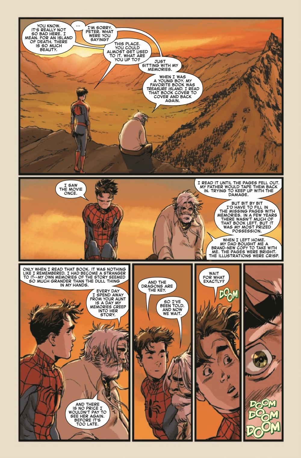 AMFAN2021003_Preview-5 ComicList Previews: AMAZING FANTASY #3 (OF 5)