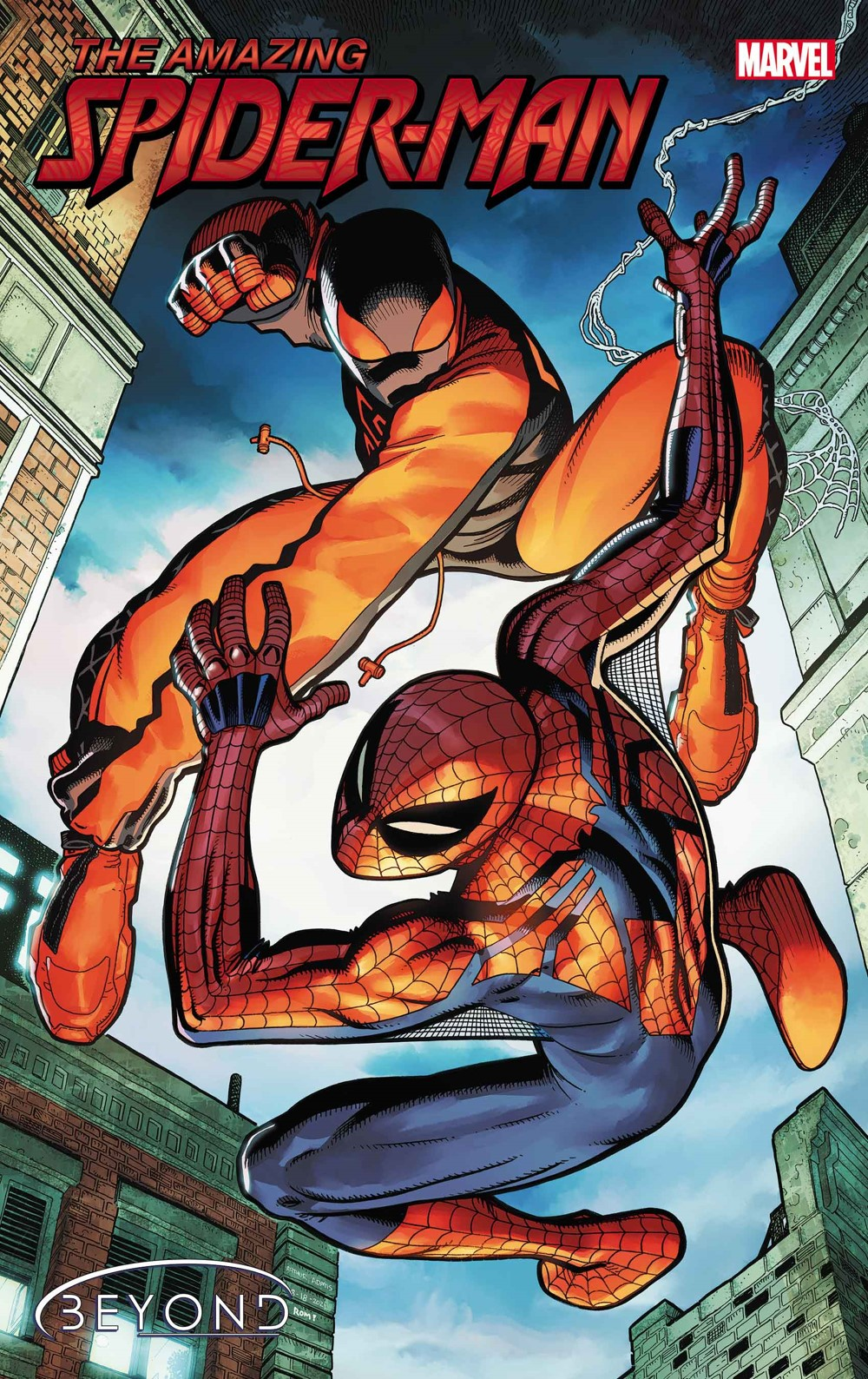 ASM2018081cov Marvel Comics December 2021 Solicitations