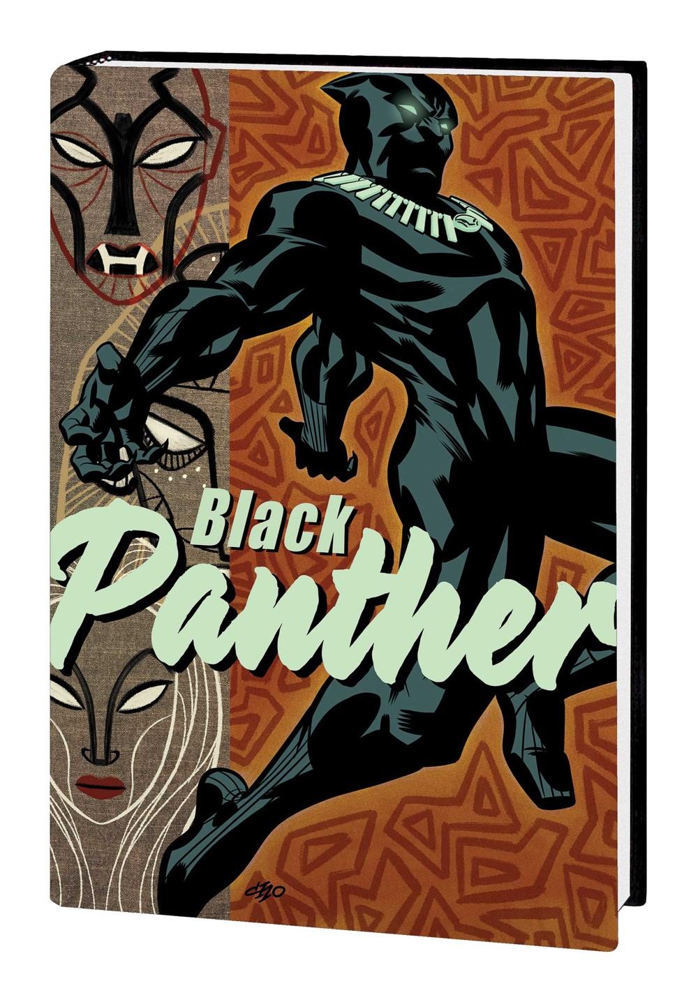 BLAPANTHER_COATES_OMNI_HC_CHO Marvel Comics December 2021 Solicitations