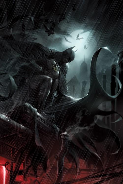 BM_Cv119_Variant DC Comics December 2021 Solicitations