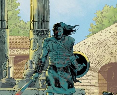 BRZRKR_005_Cover_E_Variant-1 ComicList Previews: BRZRKR #5 (Of 12)