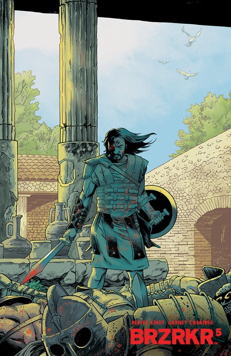 BRZRKR_005_Cover_E_Variant-1 ComicList: BOOM! Studios New Releases for 09/29/2021