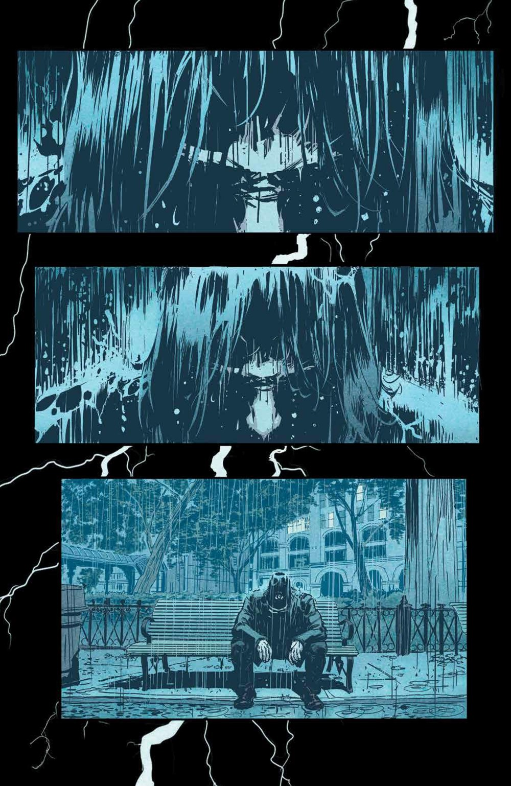 BRZRKR_v1_SC_PRESS_9 ComicList Previews: BRZRKR VOLUME 1 TP