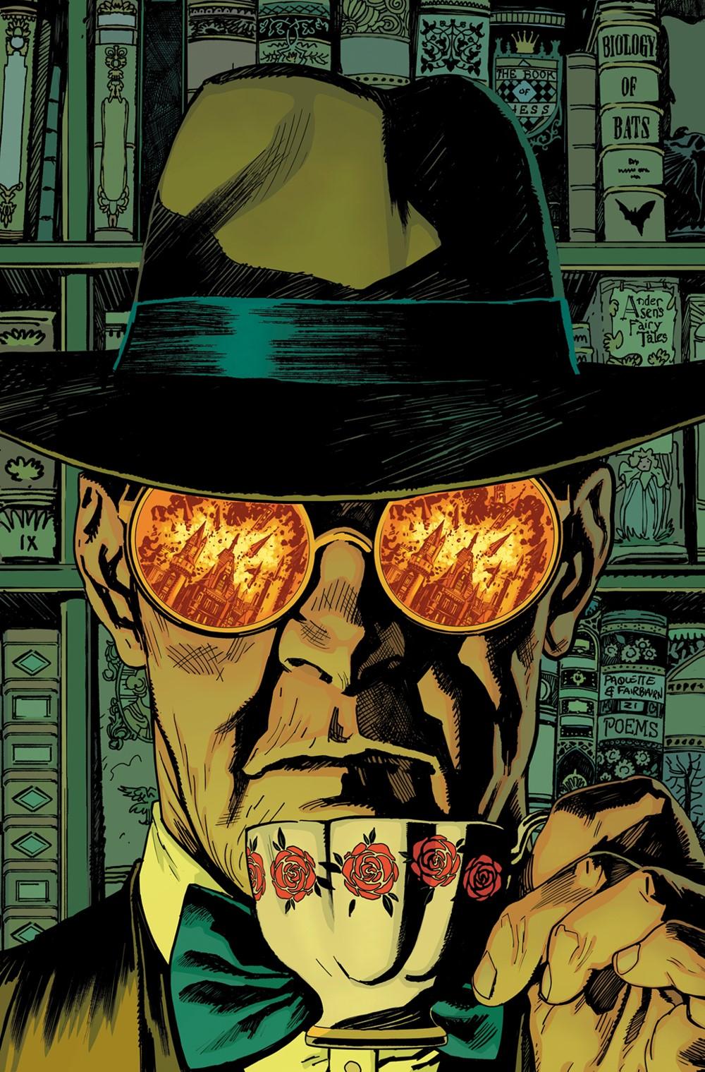 BatmanBigby4 DC Comics December 2021 Solicitations