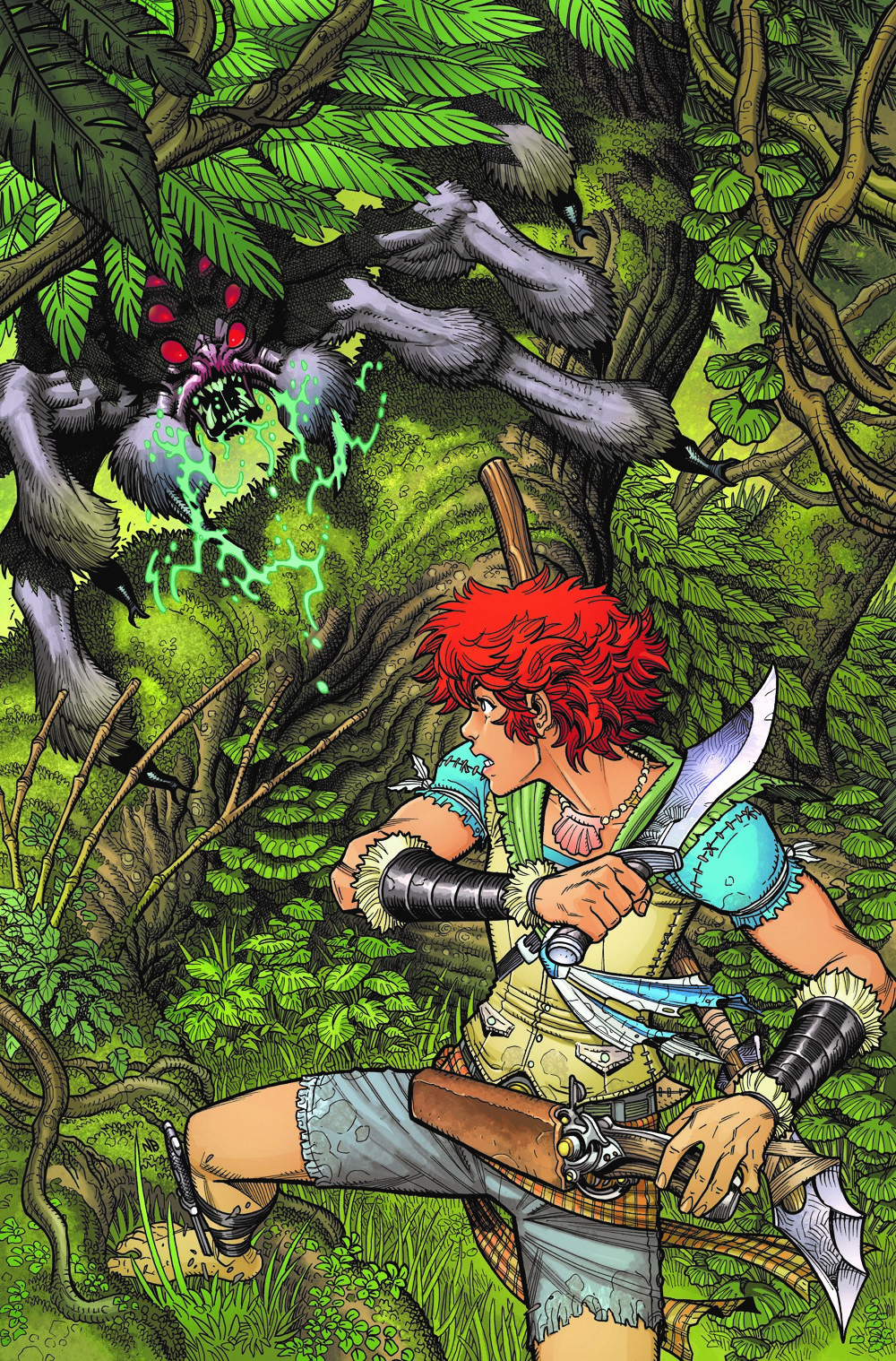 Bermuda03_CVR_RI_A ComicList: IDW Publishing New Releases for 09/15/2021
