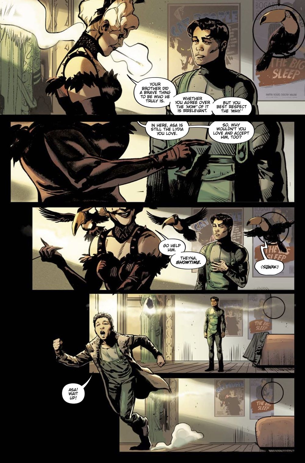 Blade-Runner-Origins-6-Page-2 ComicList Previews: BLADE RUNNER ORIGINS #6