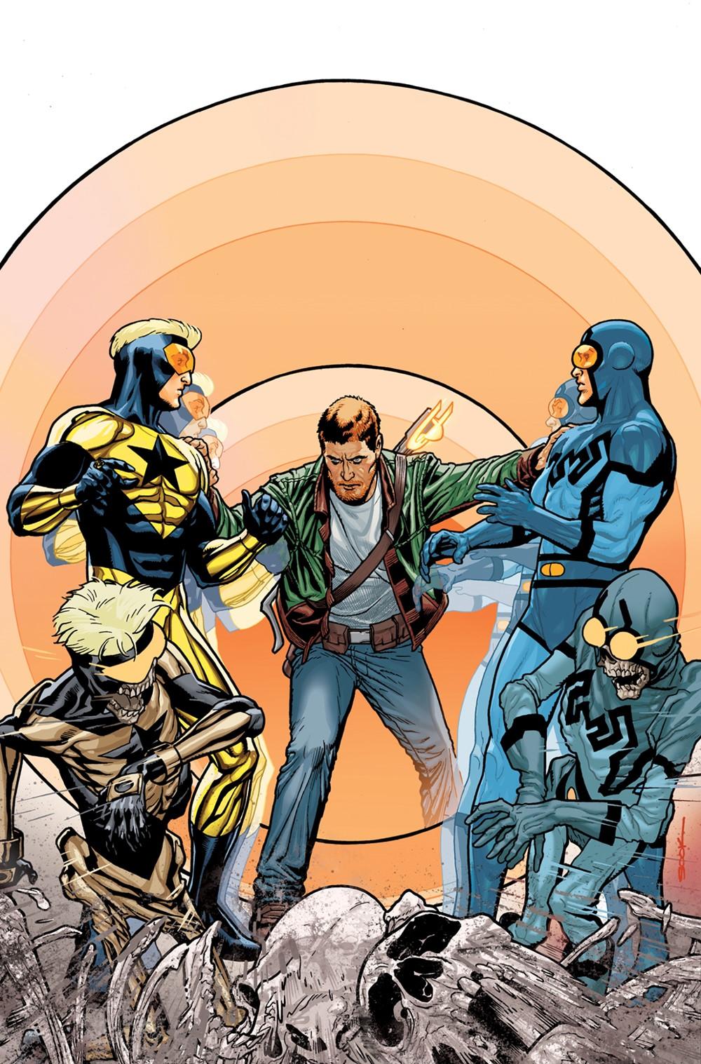 Blue_and_Gold_Cv5 DC Comics December 2021 Solicitations