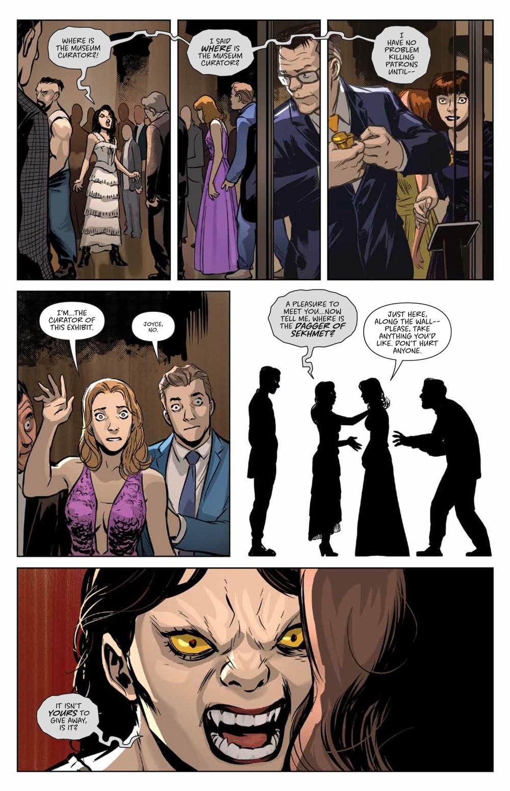 Buffy_Deluxe_v2_Hellmouth_HC_PRESS_22 ComicList Previews: BUFFY THE VAMPIRE SLAYER HELLMOUTH DELUXE EDITION HC